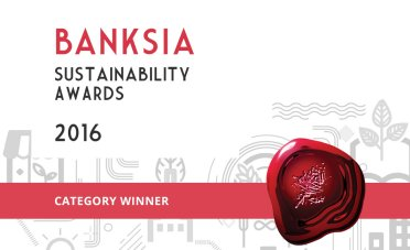 Banksia Sustainability Awards 2016
